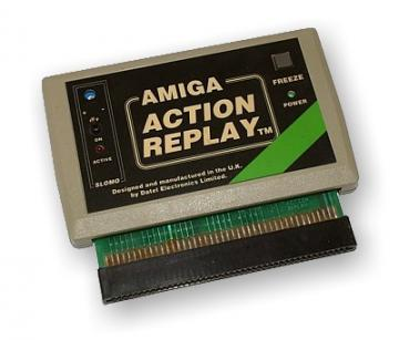 action replay box