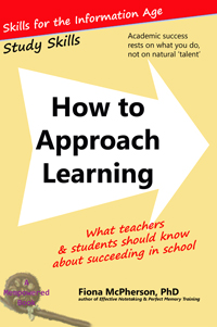 How to Approach Learning book cover