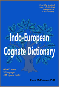 Indo-European Cognate Dictionary book cover