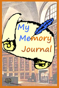 My Memory Journal book cover
