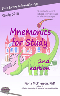 Mnemonics for Study book cover